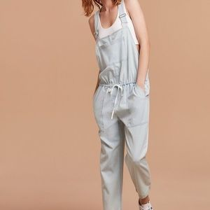 Aritzia Wilfred Free Overalls